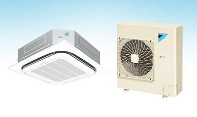 May lanh am tran Daikin inverter